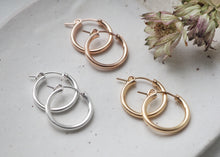 Load image into Gallery viewer, Earrings - Gravity Hoops (Large)