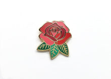 Load image into Gallery viewer, Lapel Pin - Red Rose
