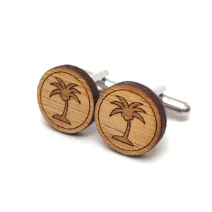 Tropical Cufflinks