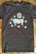 Load image into Gallery viewer, Beef Handprinted Unisex T-Shirt