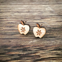 Load image into Gallery viewer, Fresh Apple Earrings