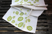 Load image into Gallery viewer, North Shore Autumn Leaves Tea Towel