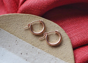 Earrings - Gravity Hoops (Small)