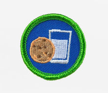 Load image into Gallery viewer, Adhesive Embroidery Badges
