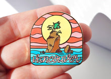 Load image into Gallery viewer, Lapel Pin - Vancouver Siwash Rock