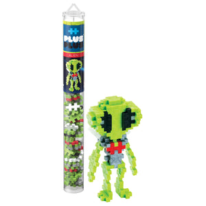 Plus-Plus USA Tube - Alien