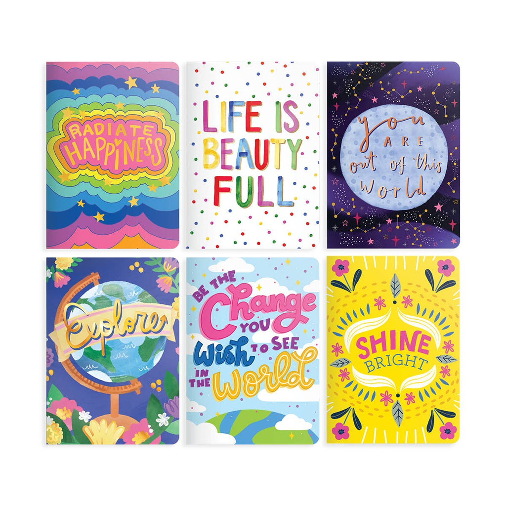 OOLY Jot-It! Notebooks