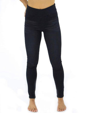 Grace and Lace Ultimate Everyday Jegging - Black