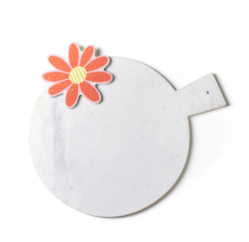 """Happy Everything! Big Marble 16"""" Serving Board"""