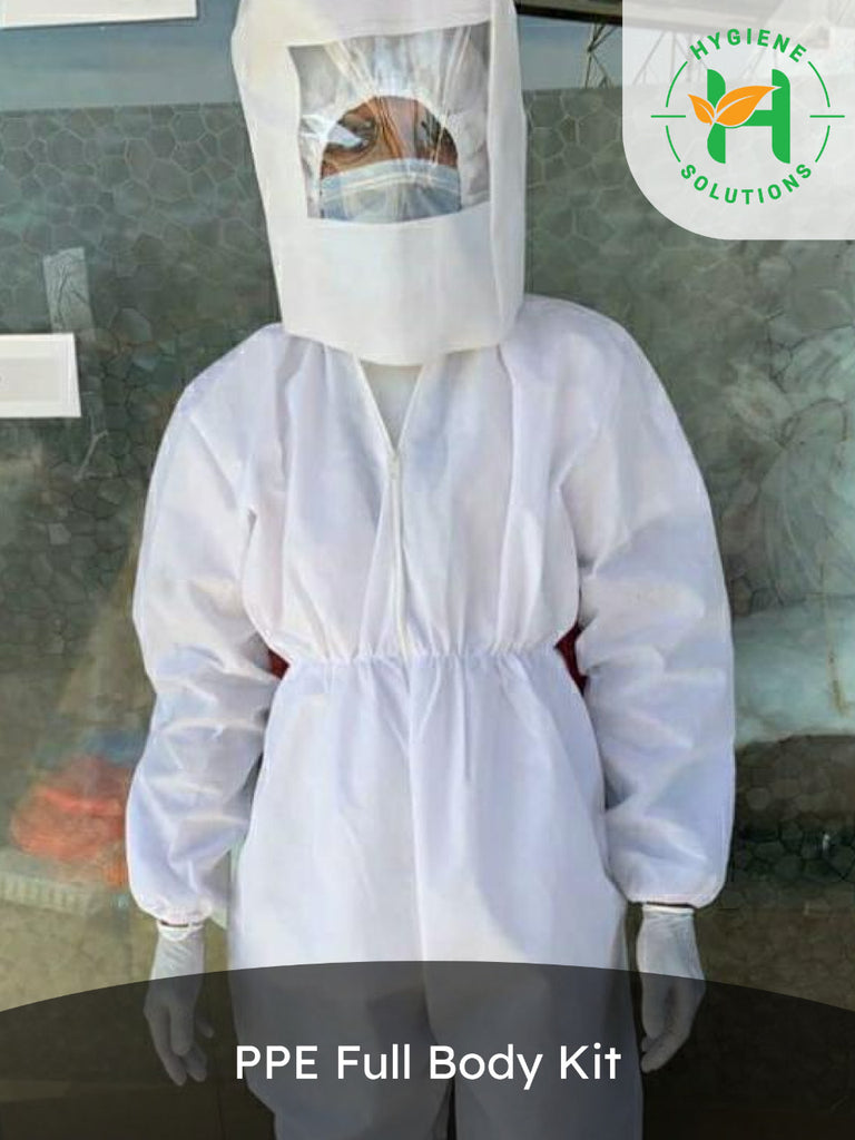Certified PPE Full Body Kit - 90 GSM