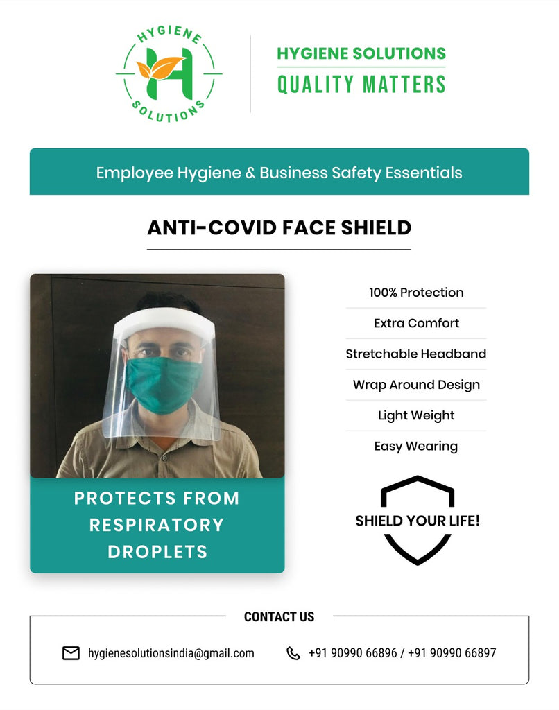 Durable Face Shield