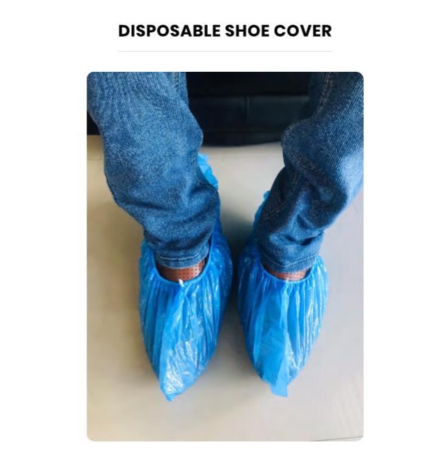 Shoe Cover - pack of 10 pairs