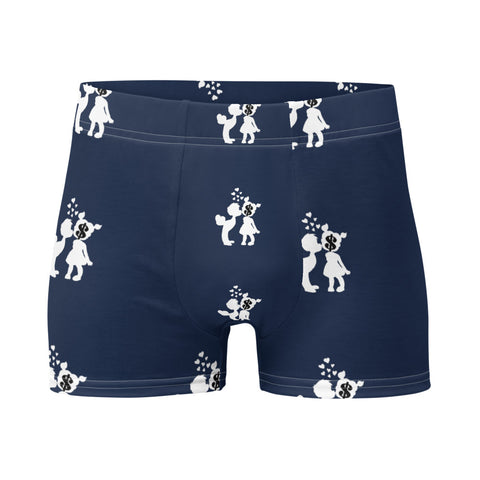 MLC Navy Boxer Briefs