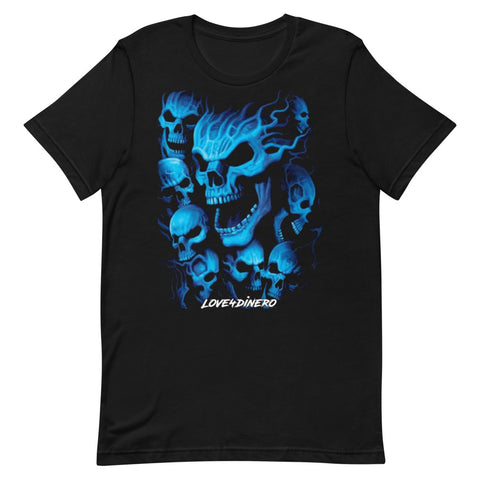 Blue Nightmares T-Shirt
