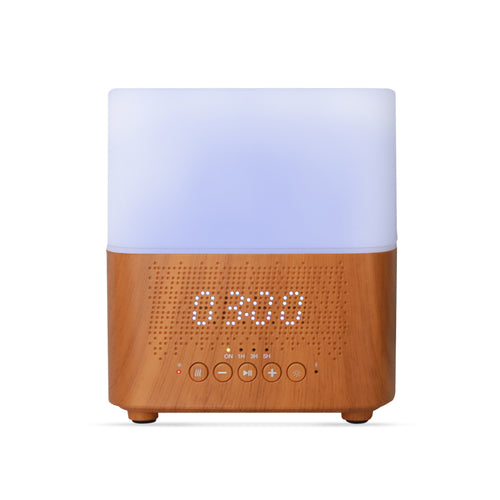 Modern Home Bluetooth Speaker Aroma Diffuser 300ml