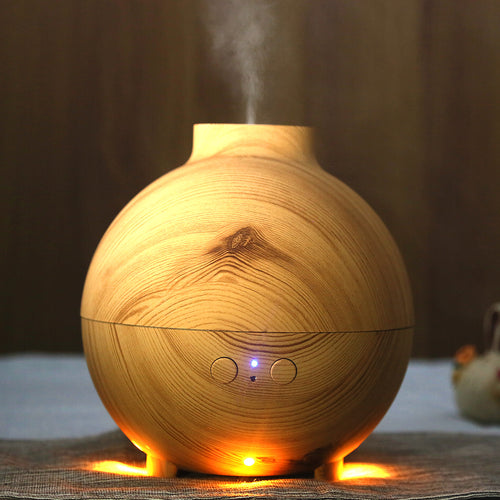 Modern Home Decoration UFO Aroma Diffuser 600ml