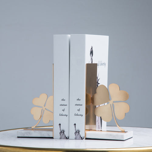 Lucky Clover Series Bookend