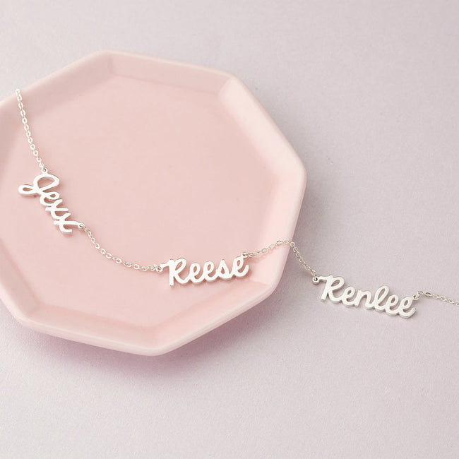 【 Black Friday 30% OFF!】Multiple Name Necklace