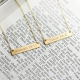 925 sterling silver Christian Necklace Christian Jewelry Faith Necklace Religious Jewelry Bible Verse Necklace Teacher Gift Personalized