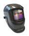 Carbon type welding helmet