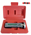 Magnetic adjustable camber gauge