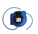 Air-Water Hose Reel CS-275 Ø8 9+1m