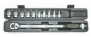 "11pc 3/8"" Torque wrench set"