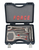 7pc Locking pliers and clamp set