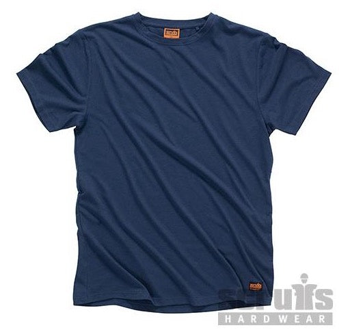 Worker T-Shirt, navy (XL)
