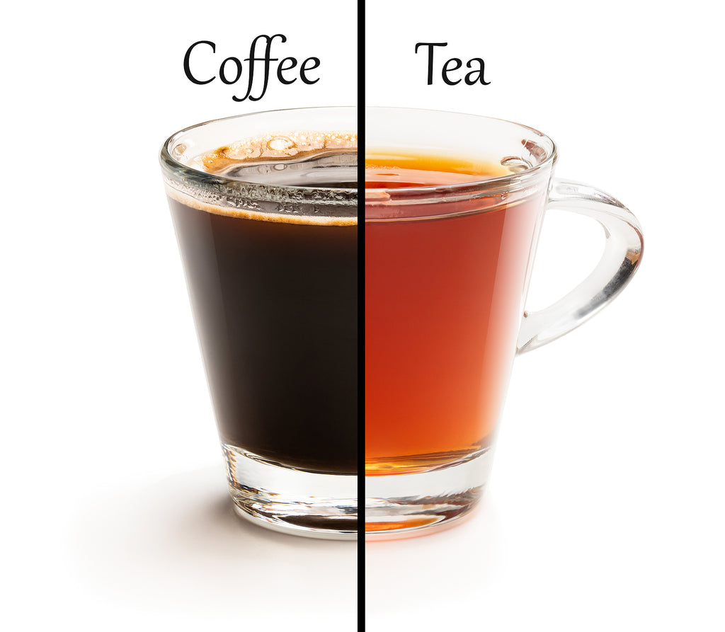 Coffee or Tea: Health Benefit Comparisons