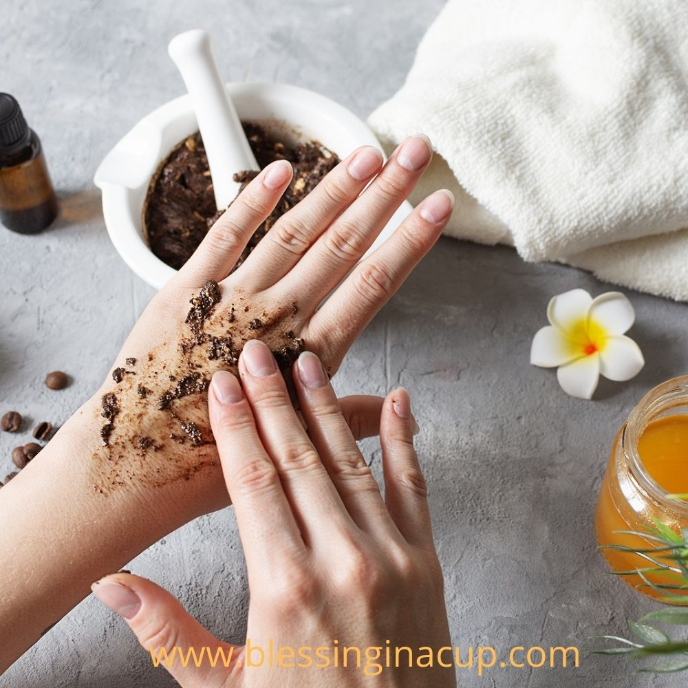 Top Six Skin Benefits of Coffee Grounds