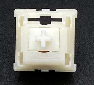 Gazzew Boba U4 silent tactile switches