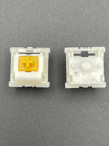 Gazzew Boba U4t Thocky tactile switches