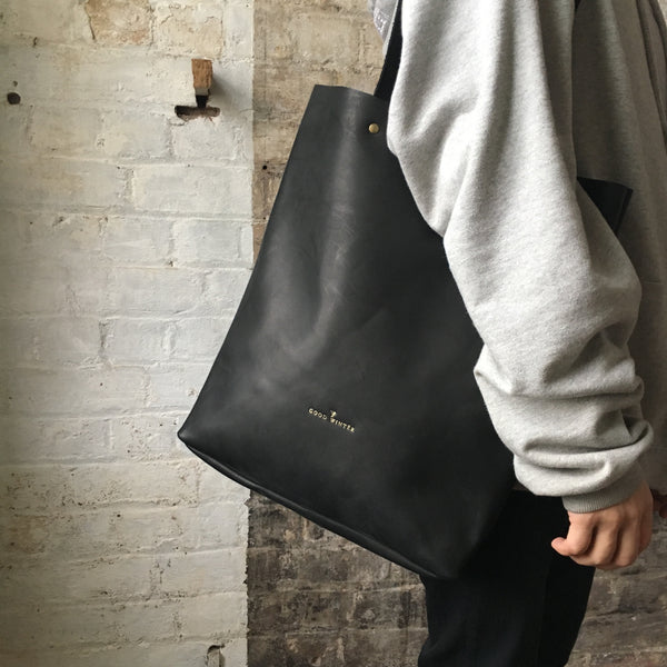 GW4 Basic Tote Bag Black