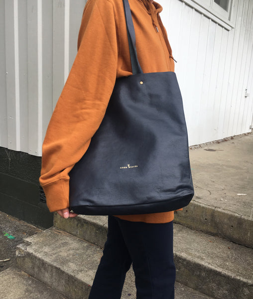 GW4 Basic Tote Bag Navy