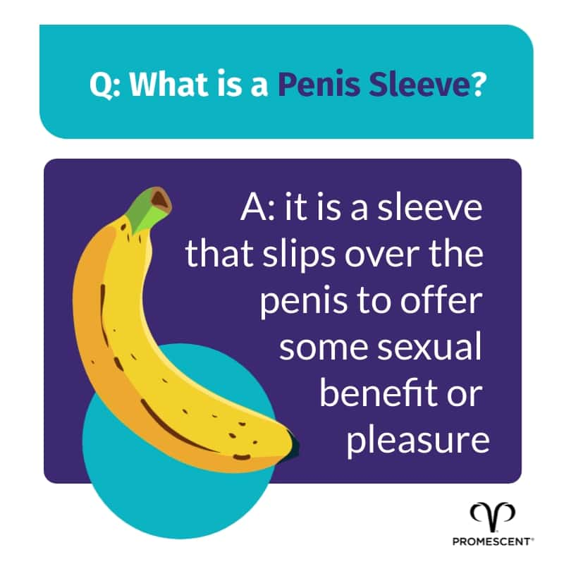 Defining what a penis sleeve is