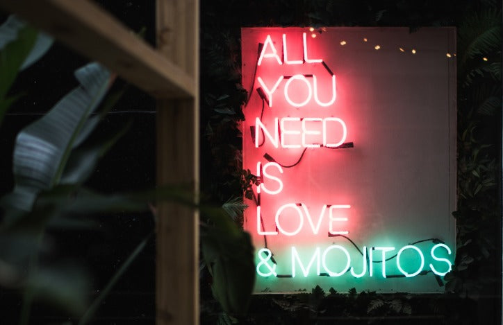 Neon Sign of Love