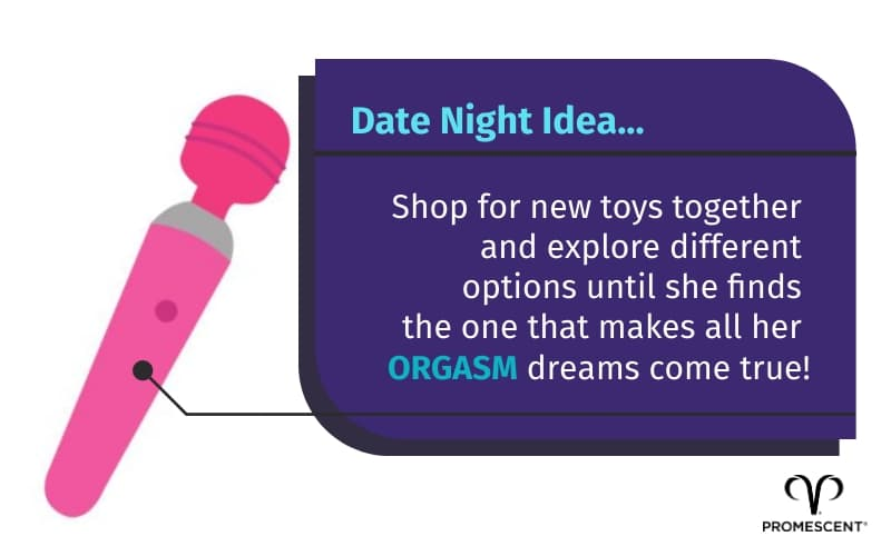 Ideas for your next date night