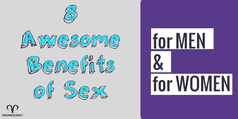 benefits of sex for men and women