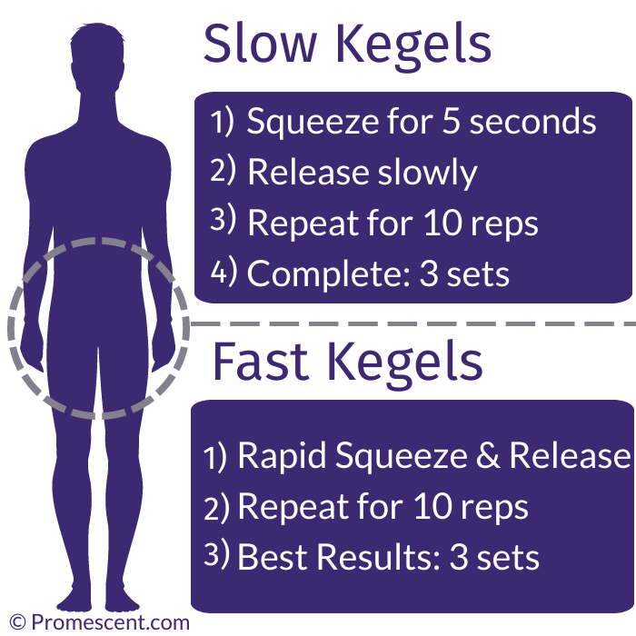 Fast Kegels vs Slow Kegels Comparison