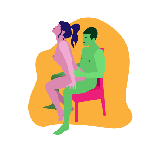 Sit in chair sex positions