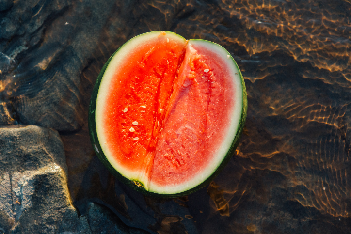 Watermelons Have High Levels of L-Arginine