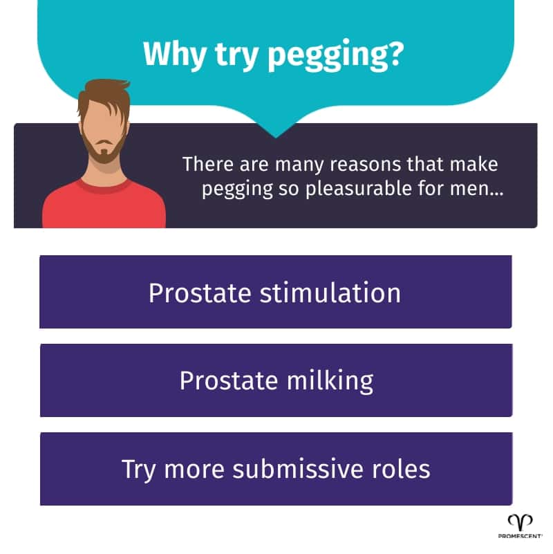 Why men should try pegging