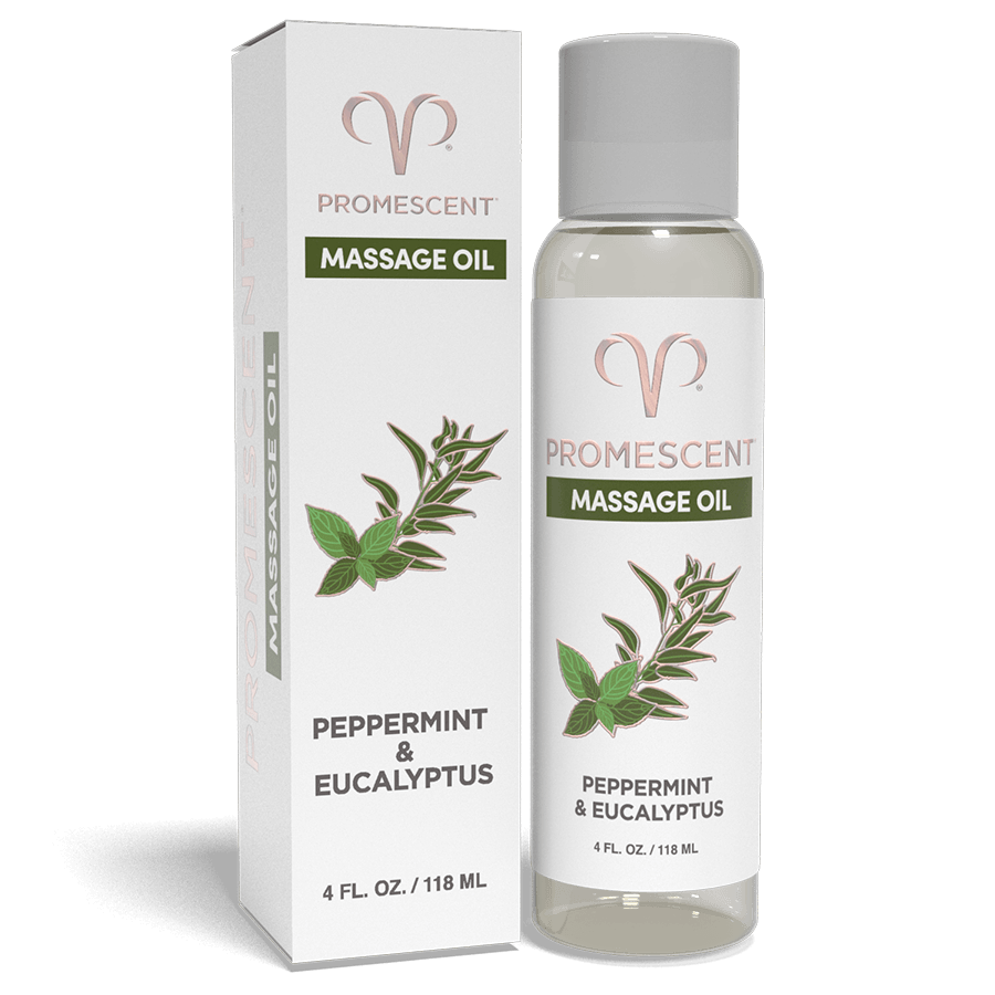Peppermint Eucalyptus Massage Oil