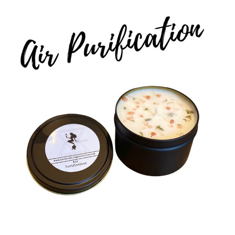 Air Purification Candle