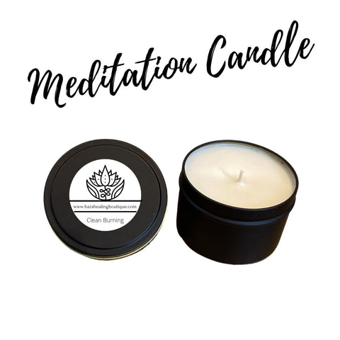 Meditation Candle Collection