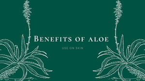 All About Aloe!