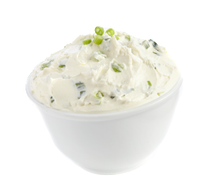 Scallion Cream Cheese (1/2 lb)