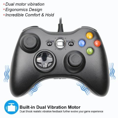 Xbox 360 Wireless Controller, Prodico 2.4G Wireless Controller Gamepad With Vibration