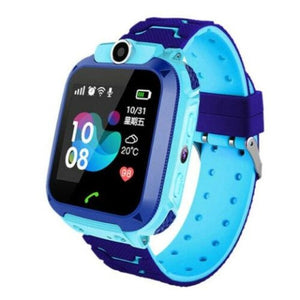 Kids Smart Watch GPS Anti-Lost Tracker Baby Waterproof Watch